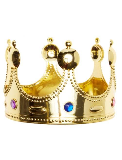 Corona da re                             dorato