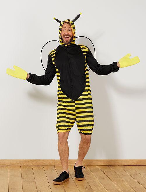 Costume ape giallo Uomo
