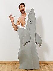 Costume 'attacco di squalo'
