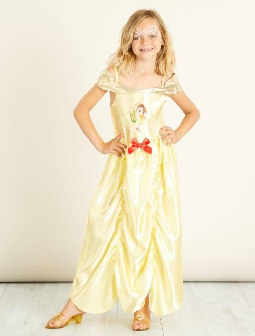 Costume 'Belle' di 'La Bella e la Bestia'                             giallo
