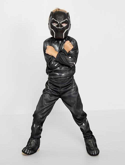 Costume 'Black Panther' 'Marvel'                             nero