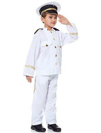 Costume capitano - Kiabi