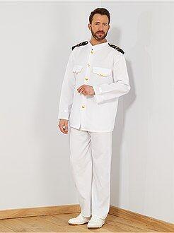 Travestimenti uomo - Costume capitano - Kiabi