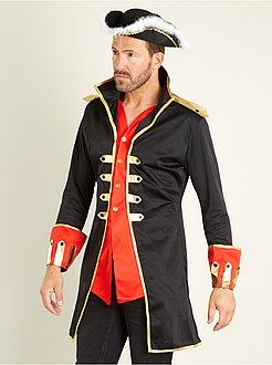 Uomo Costume capitano