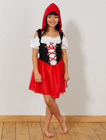 Costume Cappuccetto Rosso - Kiabi