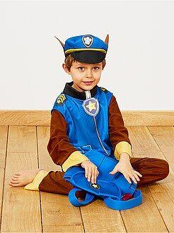 Travestimenti bambini - Costume 'Chase' della 'Paw Patrol' - Kiabi
