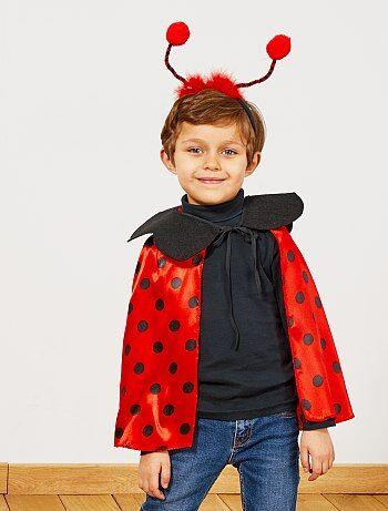 Bambini - Costume coccinella - Kiabi