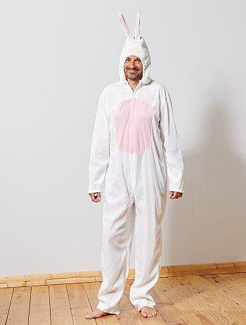 Uomo - Costume coniglio - Kiabi