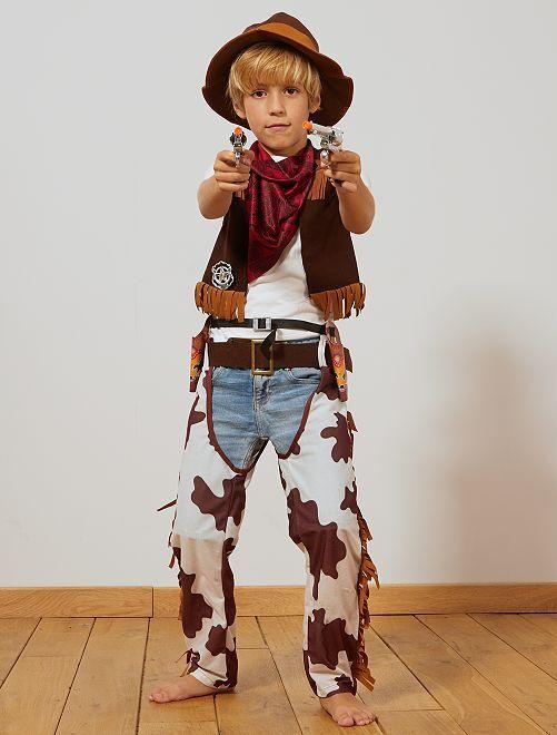 Costume cowboy                             MARRONE