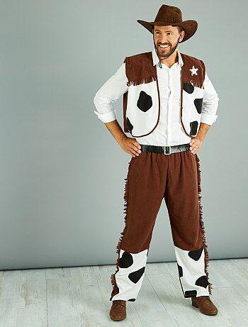Costume cowboy - Kiabi