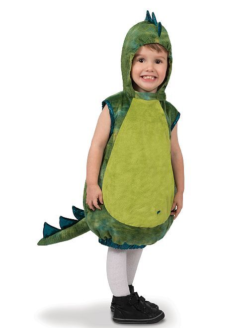 Costume da dinosauro                             VERDE