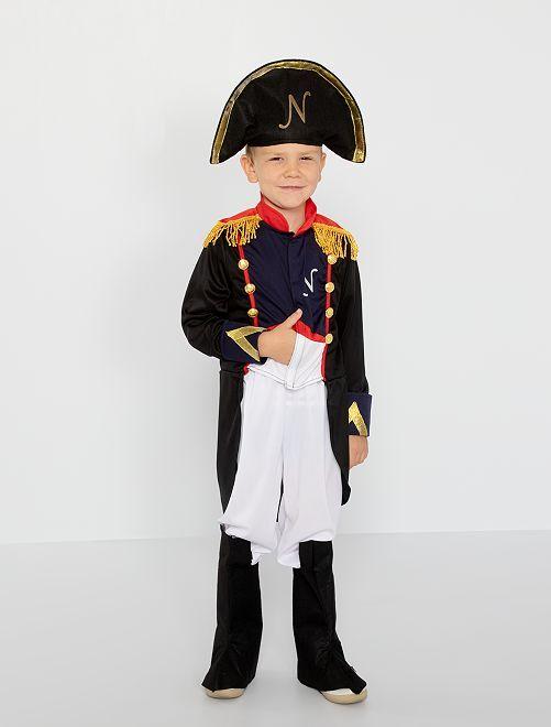 Costume da generale                             NERO