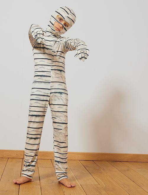 Costume da mummia                             BIANCO