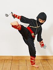 Costume da Ninja + accessori