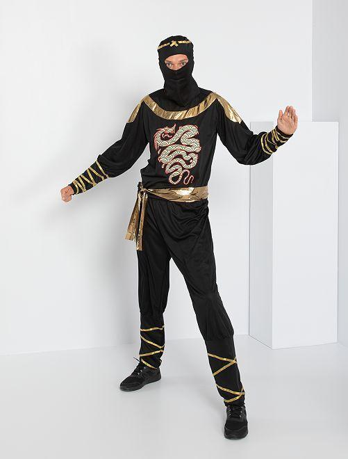 Costume da Ninja                             NERO