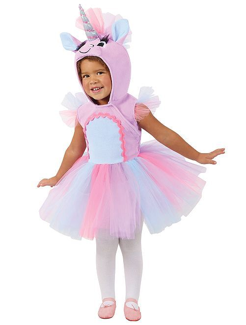 Costume da unicorno                             ROSA