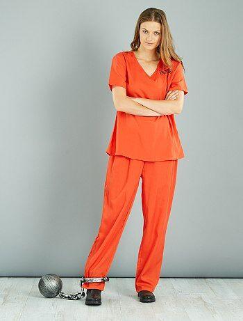 Donna - Costume detenuta - Kiabi