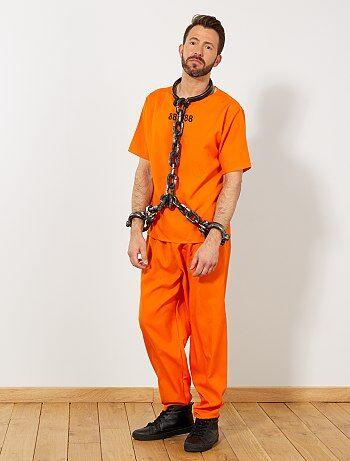 Costume detenuto US - Kiabi