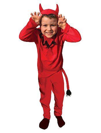 Bambini - Costume diavolo - Kiabi