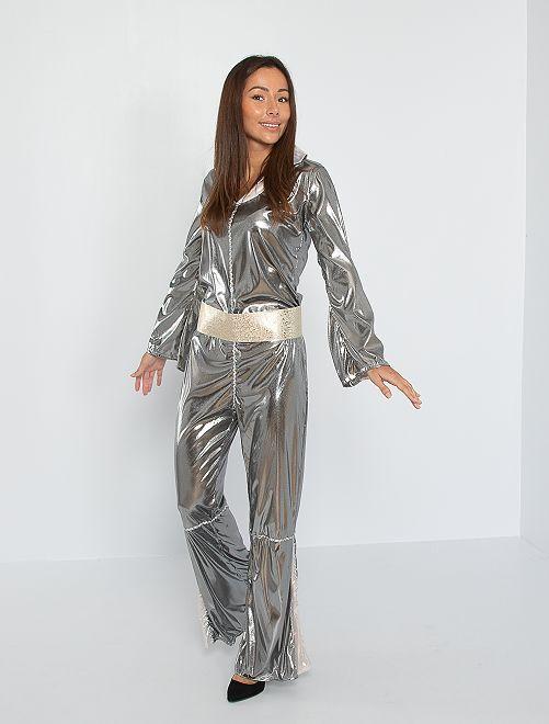 Costume disco                             argento