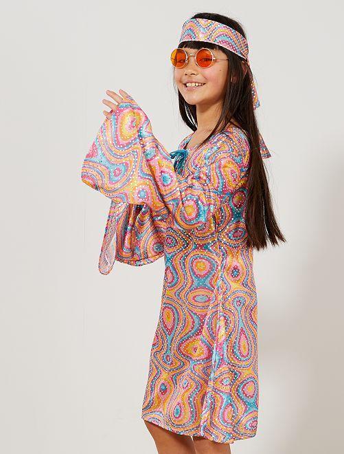 Costume disco music bimba                             rosa