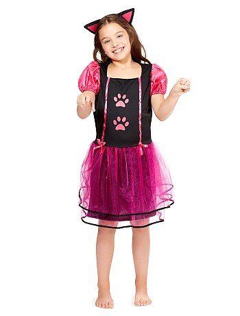 Costume donna gatto - Kiabi