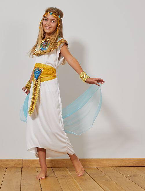 Costume egiziana                             BIANCO