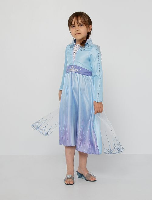 Costume 'Elsa' di 'Frozen II'                             blu