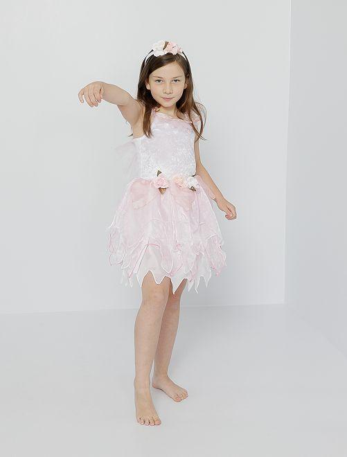 Costume fata                             rosa