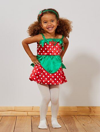 d317975e026a Bambini - Costume  Fragola  - Kiabi