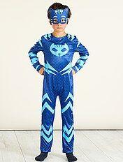 Costume 'Gattoboy' dei 'PJ Masks - Super Pigiamini'