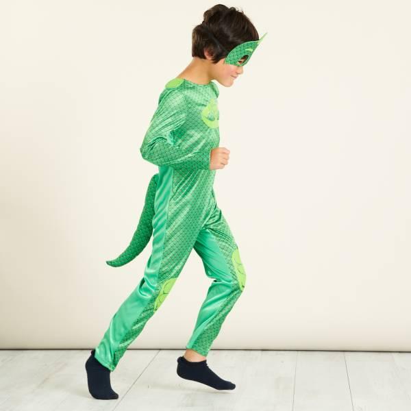 ma non volgare nuovo economico outlet online Costume 'Geco' dei 'PJ Masks - Super Pigiamini'