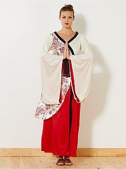 Travestimenti donna - Costume geisha - Kiabi