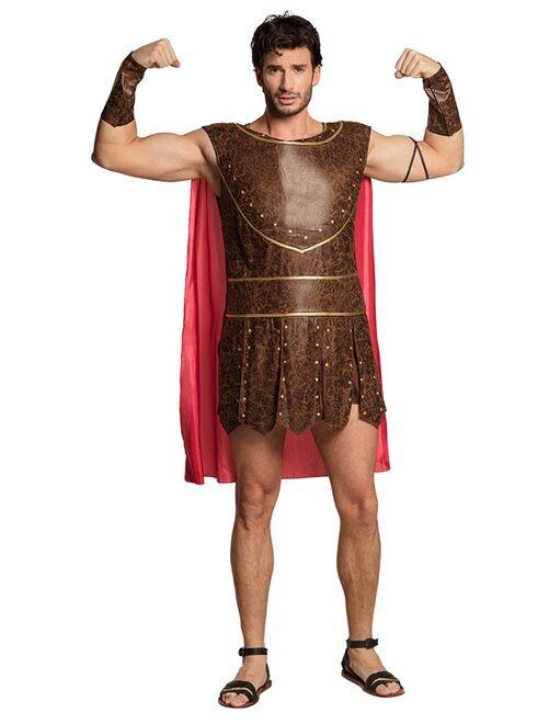 Costume gladiatore                             MARRONE