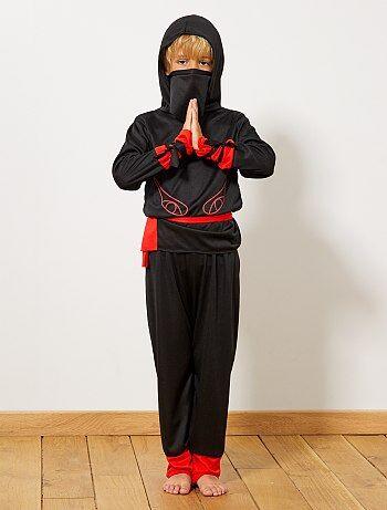 Costume guerriero ninja - Kiabi