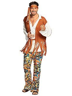 Travestimenti uomo - Costume hippy