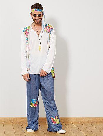 Costume hippy uomo - Kiabi