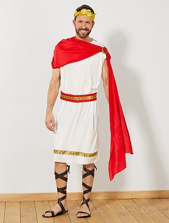Costume imperatore romano - Kiabi