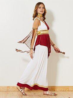 Donna Costume imperatrice romana