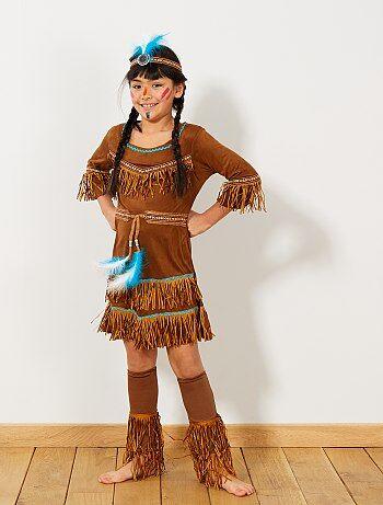 Costume indiana - Kiabi