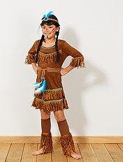 comprare on line prezzo incredibile prezzo base Cowboy & indiani travestimenti Bambini   Kiabi