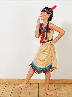 Travestimenti bambini - Costume indiana - Kiabi