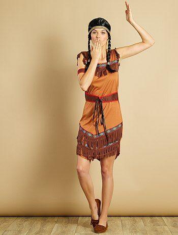 Donna - Costume indiana - Kiabi