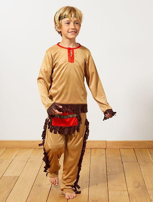 Costume indiano                             marrone