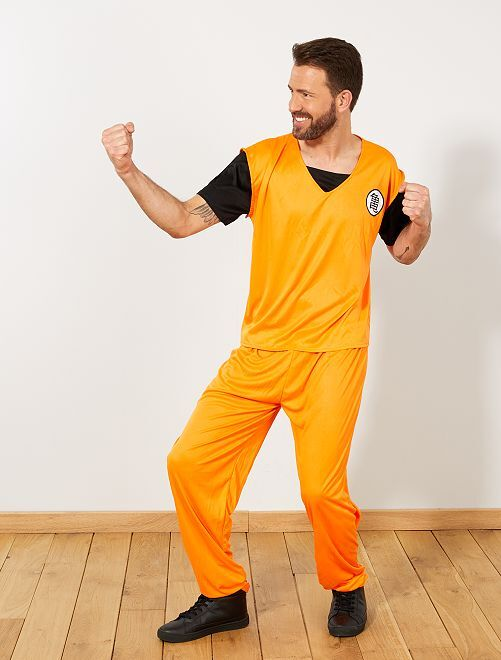 Costume manga                             arancione