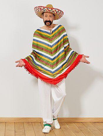 Costume messicano - Kiabi