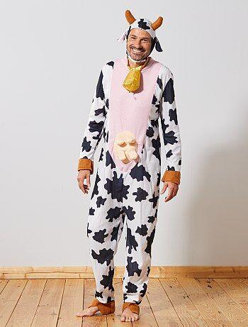 Uomo - Costume mucca - Kiabi