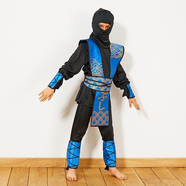 ultima collezione bello economico acquista per genuino Costume ninja blu bambino Bambini Costumi suninfra.co.in