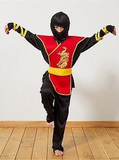 Travestimenti bambini - Costume ninja - Kiabi