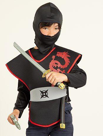 Bambini - Costume ninja - Kiabi